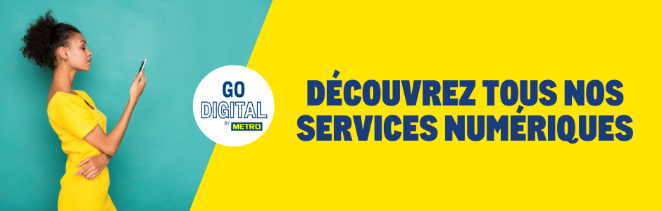 Header Digital Services page - FR
